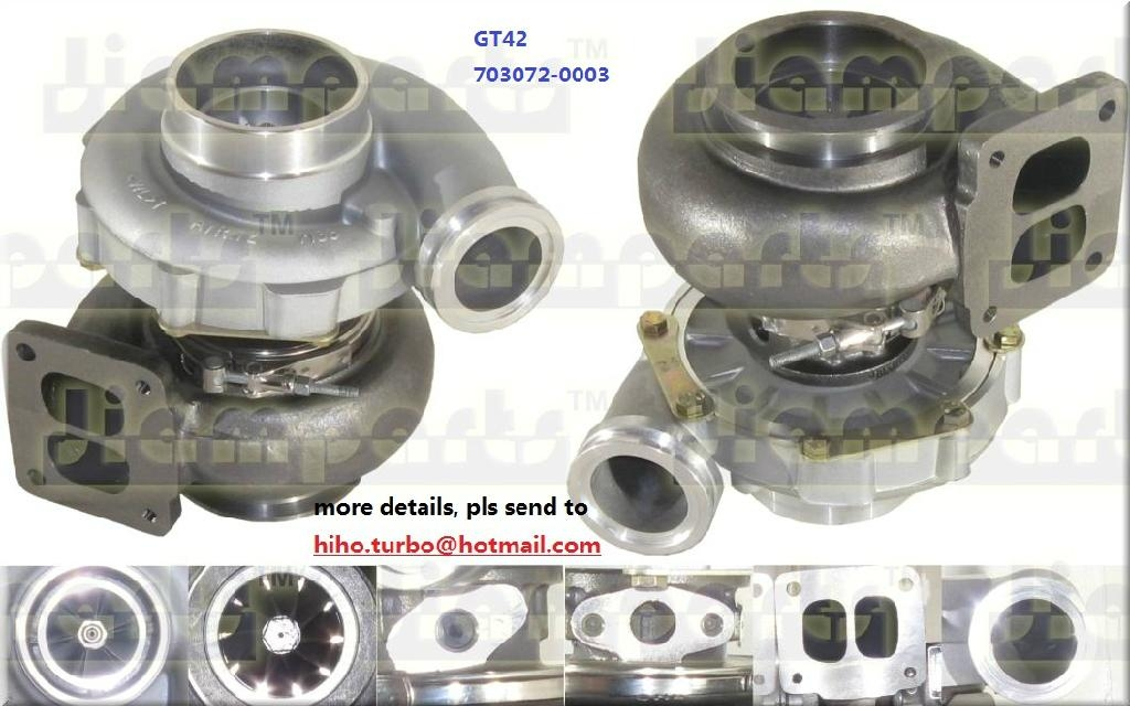 Scania engine parts turbochargers GT42 - 703072-0003 - Jiamparts ...