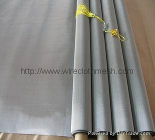 stainless steel twill weave mesh  1