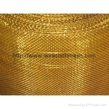 copper wire cloth  1