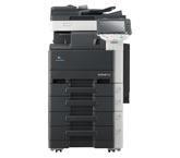 太仓供应柯尼卡美能达283双面网络复印机