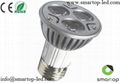High-power E27 LED Spotlight with 3/6/9W