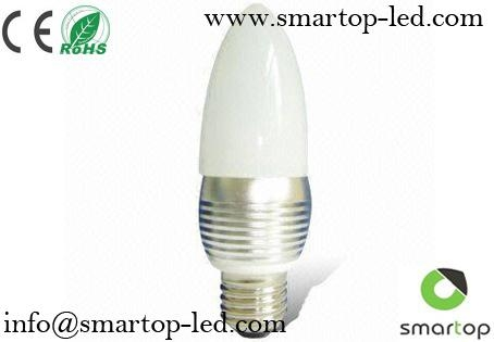 Energy saving  E27/E14 LED Candle Bulb ,CE/RoHS approved 1