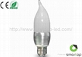 Energy saving  E27/E14 LED Candle Bulb ,CE/RoHS approved 2