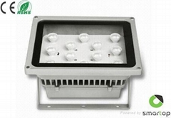 LED Floodlight with 50000 Hours Lifespan and High Brightness