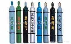 High purity gas