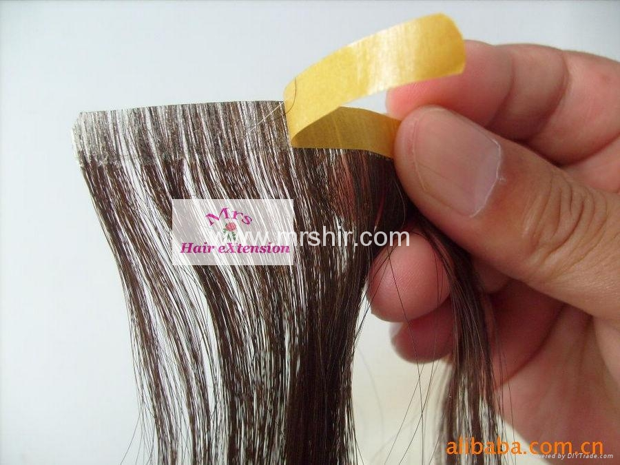 Diy Hair Extension Glue Remy Indian Hair