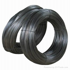 Sell Black iron wire(bright)