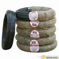 Black Annealed wire supplier