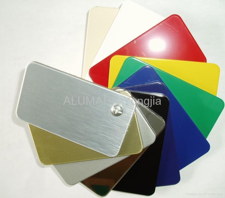 B1 grade Fireproof PVDF coating aluminum composite panel for exteriaor wall   1
