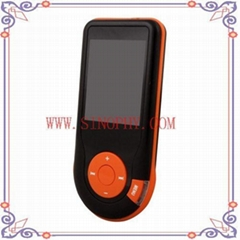 latest mp4 player with lovely shape