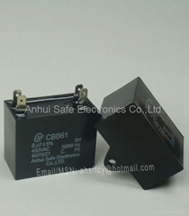8uf Exhaust Fan capacitor