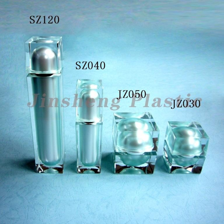 Square jar series 1