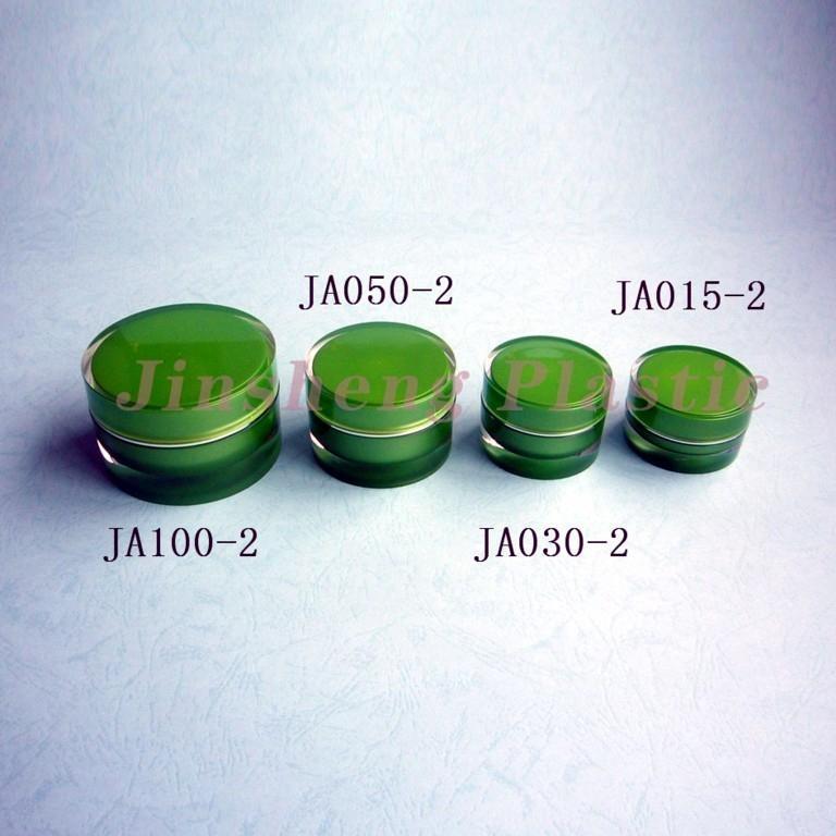 special acrylic jar series 1