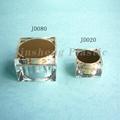 square jar series