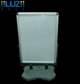 Advertising LED Poster Stand