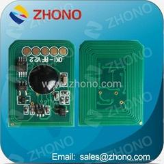 Laser toner chip compatible with OKI c3300