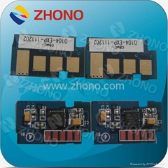 Samsung MLT-D104 compatible toner chip with machine number 1660 1661 1665 1666