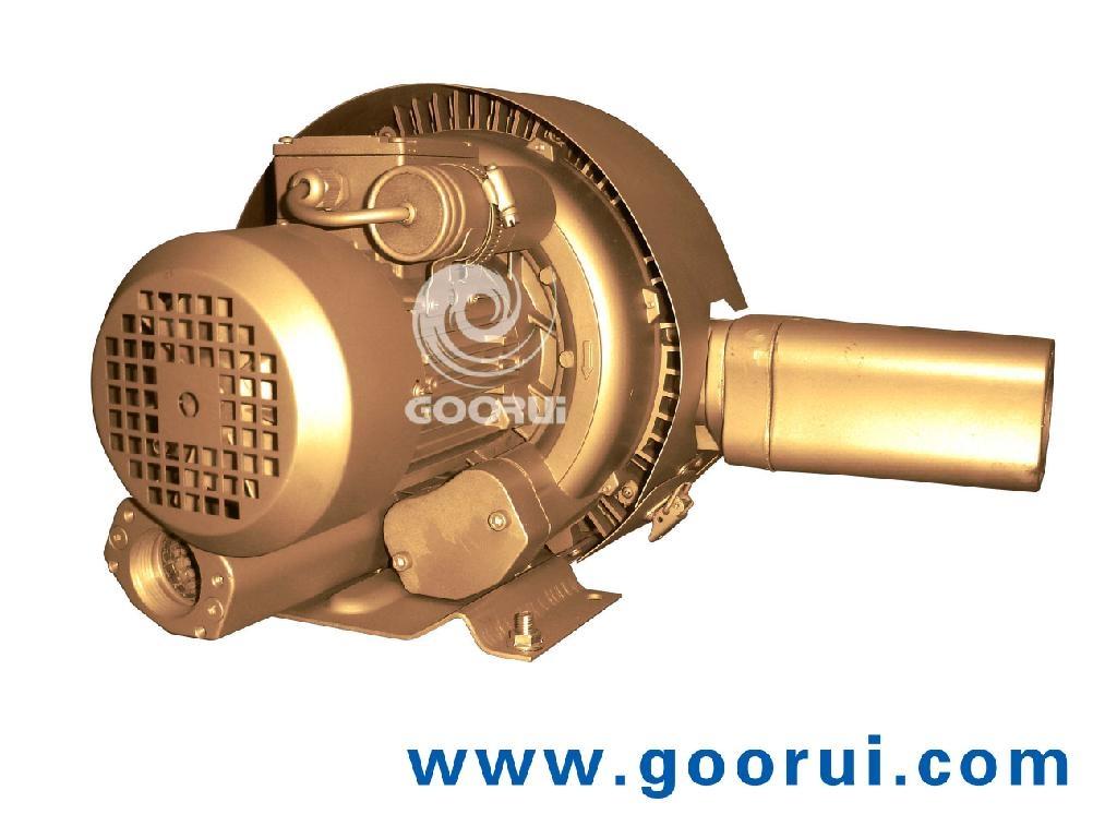 Goorui Side Channel Blower 1