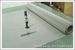 供应不锈钢网平纹编织 2