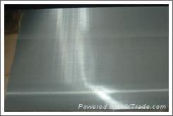 供应不锈钢网平纹编织 3