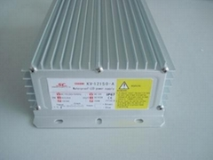150W high power led waterproof driver,transformer,power supply(IP67)