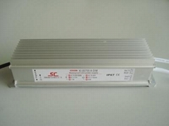 700mA 59.5W dimmable waterproof  led driver, transformer,power supply(IP67)