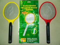YPD rechargeable Mosquito Swatter/Bat Killer Racket/Pat