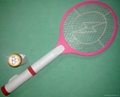 rechargeable Mosquito Swatter with LED Remove Torch/Bat Killer Racket/Pat 1