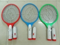 rechargeable Mosquito Swatter with LED Remove Torch/Bat Killer Racket/Pat 2