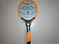 rechargeable Mosquito Swatter with LED