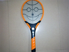 rechargeable Mosquito Swatter with LED Light/Bat Killer Racket/Pat