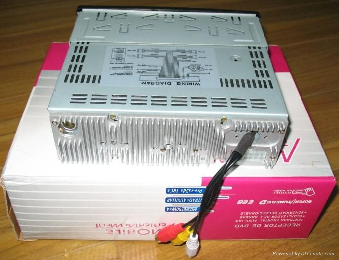 1din with dvd/cd/mp3/mp4/usb/sd/am/fm 3