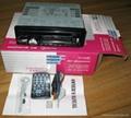 Multimedia 1din with DVD/CD/USB/SD/AM/FM/MP3/MP4 2