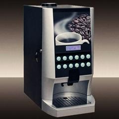 投币现磨咖啡机