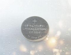 厂家供应锂锰扣式电池CR2025 3V