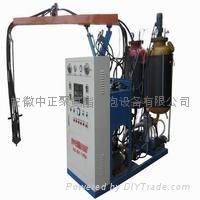供应ZZ(HP)-40高压聚氨酯发泡机