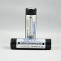 18650 3000mah - KeepPower protected 18650 3.7V 3000mAh battery