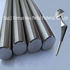 ASTM F136 Gr5 ELI titanium bar for joint