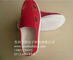 PVC anti-static work shoes