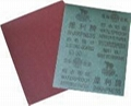 wateproof abrasive paper