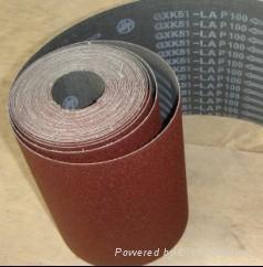 abrasive belts for flap disc