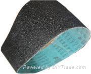silicon carbide abrasive belts