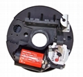 High Speed Aluminum Side Spring Balance Rolling Door Motor 2