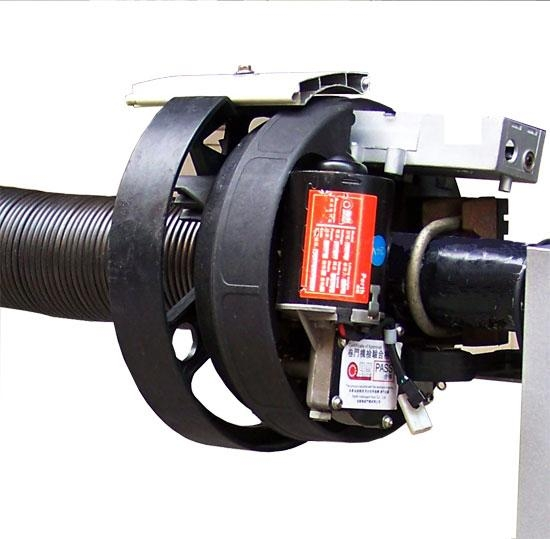 High Speed Aluminum Side Spring Balance Rolling Door Motor 5