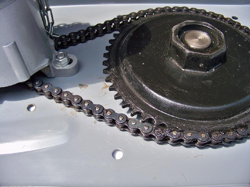 Chain Drive 200kg 1000kg Rolling Door Motor Pr Dr200