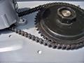 Chain Drive 200kg~1000kg Rolling Door Motor 3