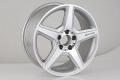 BK044 alloy wheel for Benz