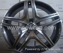 BK206 alloy wheel for Benz
