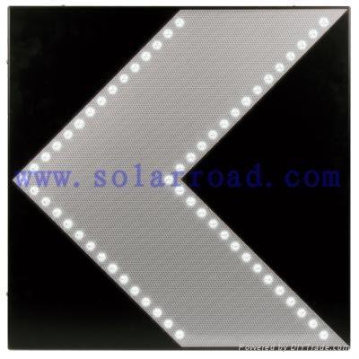 太阳能标志牌 1