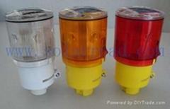 塔吊太陽能警示燈
